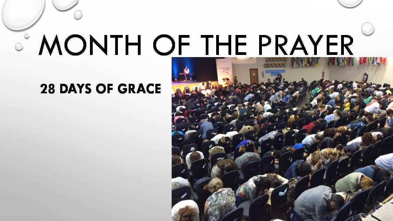 28 Days of Grace